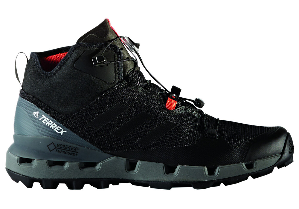 info for 3e998 72423 adidas TERREX Fast Mid GTX Surround Chaussures Homme